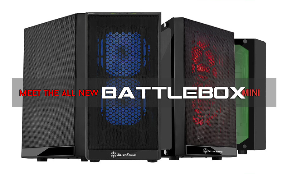 BattleBox Mini RTG Gaming PCs