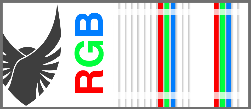 RGB Avolv Cable Kit Sleeved PSU Extensions