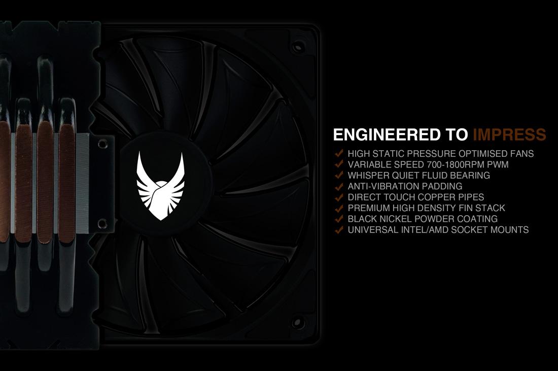 Engineered to Impress Avolv Air