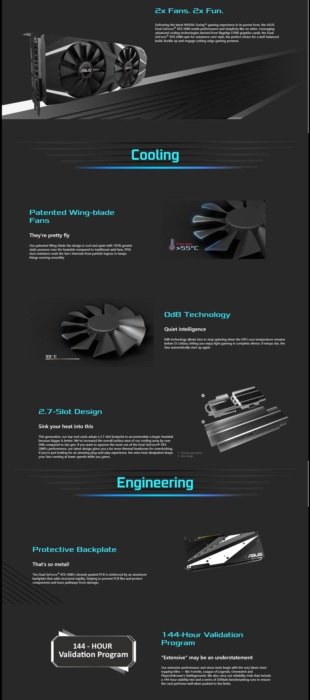 Asus RTX2080 Dual OC