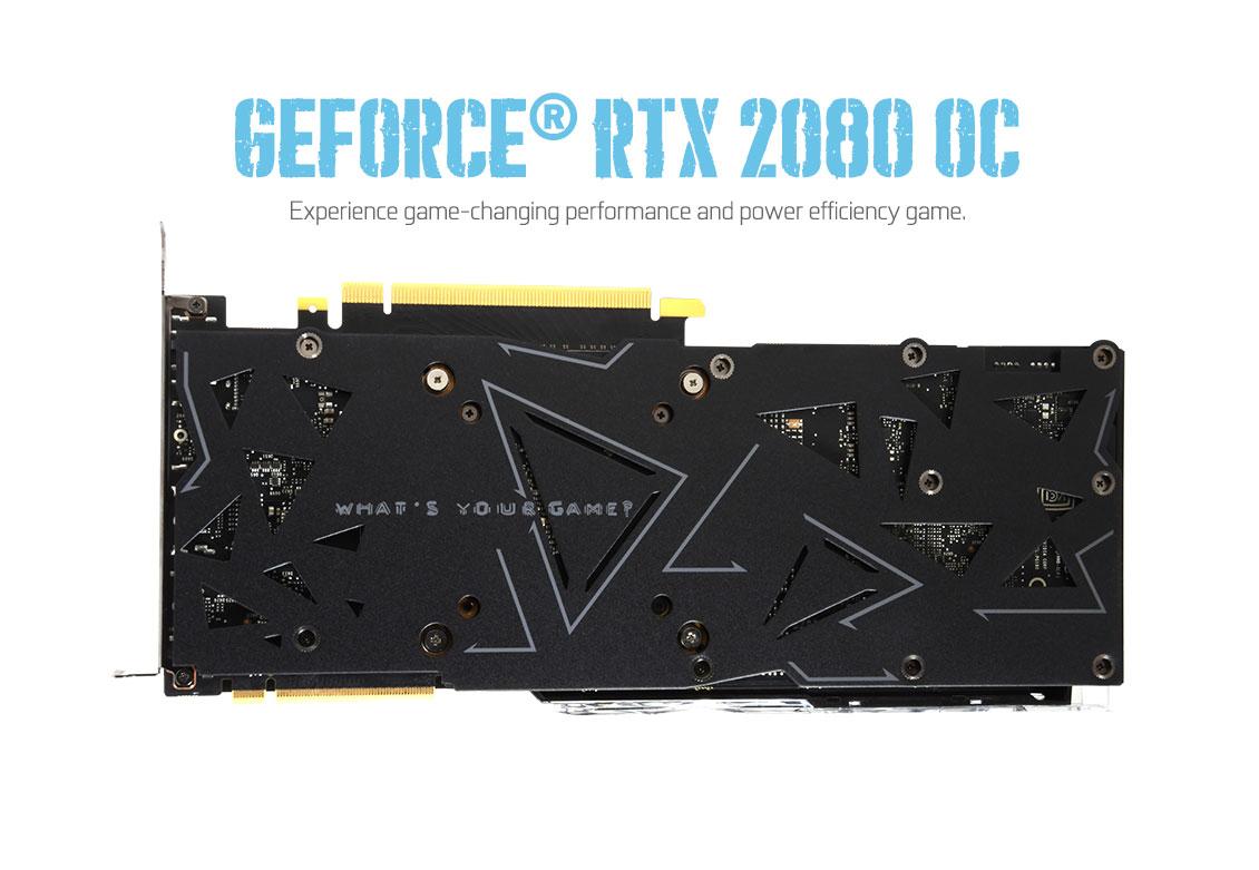 Galax RTX 2080 OC