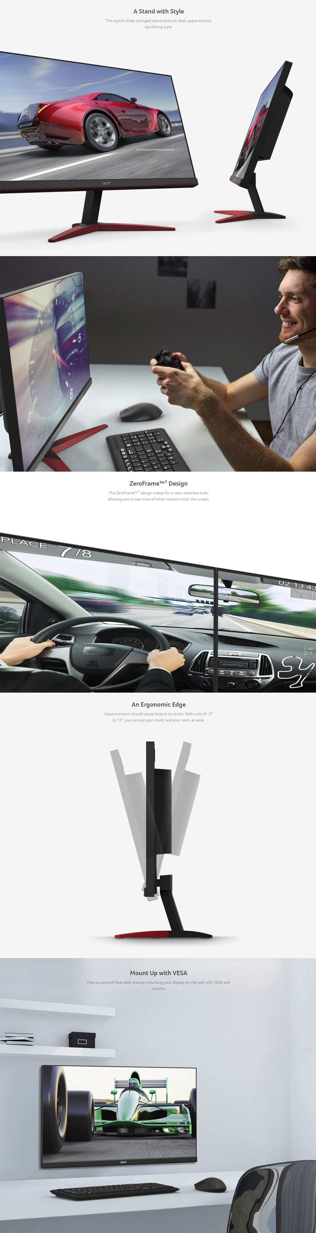 Acer Gaming KG271B