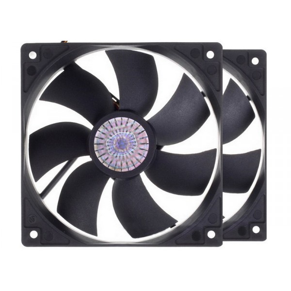 [2x] Additional Case Fan Non-LED