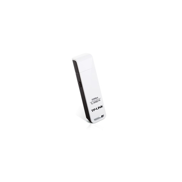 WiFi Single Band N (WiFi 4) USB Adapter - Up to 300Mbps