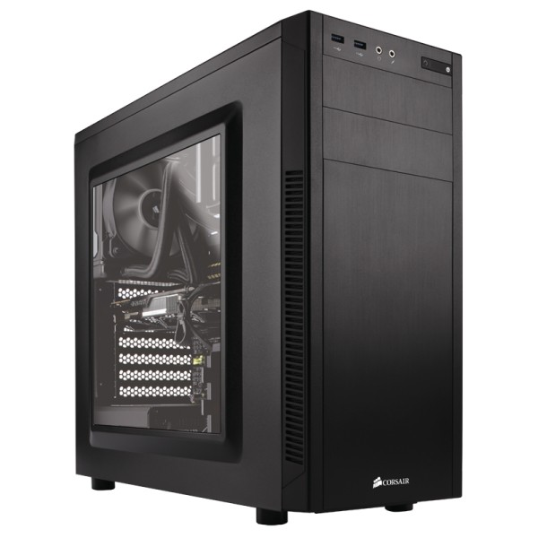 Corsair 100R Windowed Mid-Tower