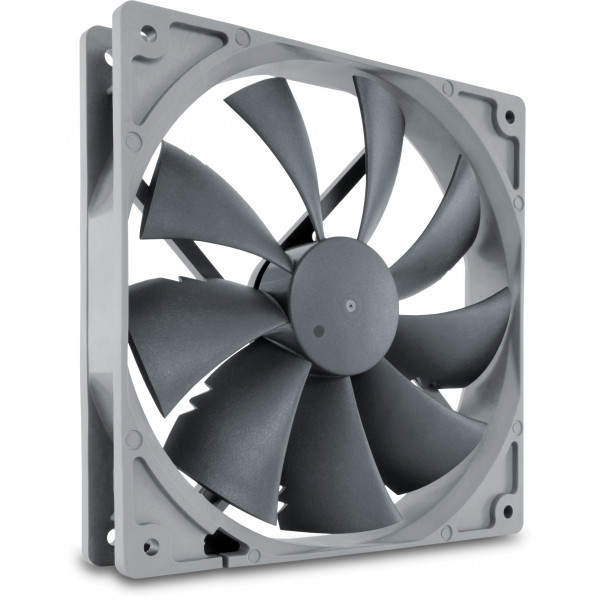 [2x] Upgrade 2 Fans to Premium Quiet & Add 2x Premium Quiet Fan