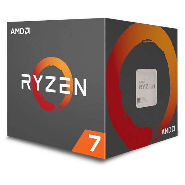 AMD Ryzen 7 2700 8-Core 16 Thread 4.1GHz [ON SALE]