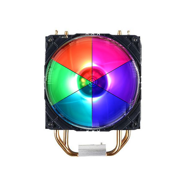 120mm RGB Tower Air Cooler