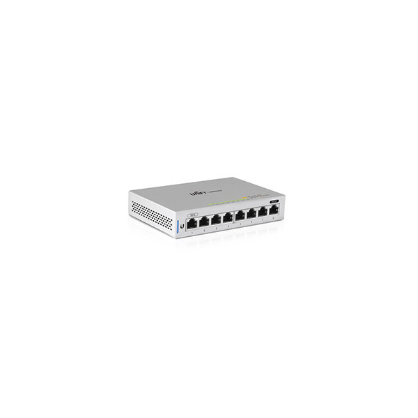 Ubiquiti UniFi 8 Port Managed Switch US-8