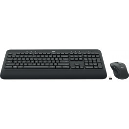 Logitech Advanced MK545 Wireless Keyboard & Mouse