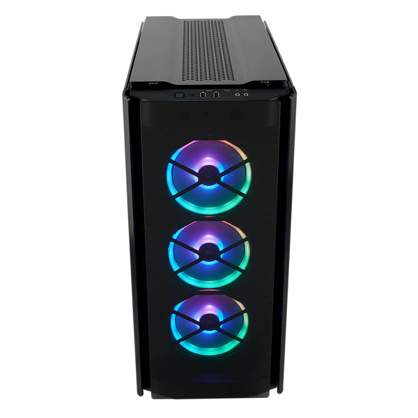 Corsair Obsidian 500D RGB SE Premium Tempered Glass Mid-Tower Black
