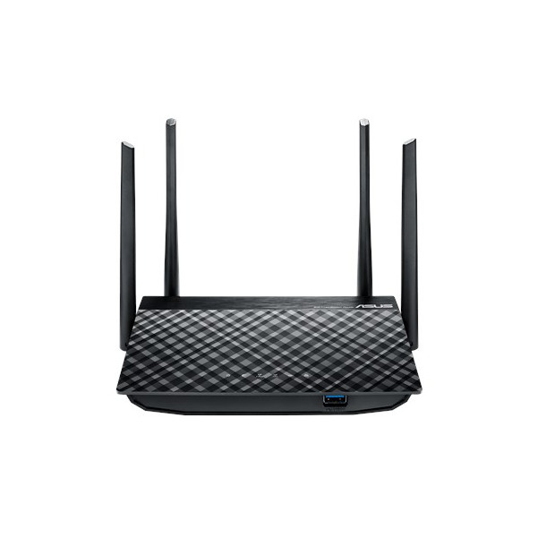 Asus Dual-Band Wireless AC1200 Gigabit MiMo Router RT-AC58U