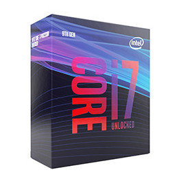 Intel i7 9700K 8-Core 4.9GHz