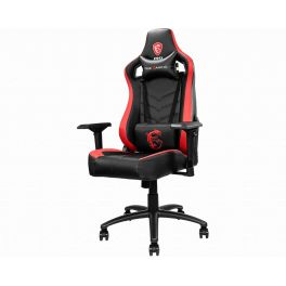 MSI MAG CH110 Gaming Chair Black & Red