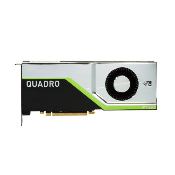 Quadro RTX8000 48GB 4608 Cuda + 576 Tensor Core Workstation GPU