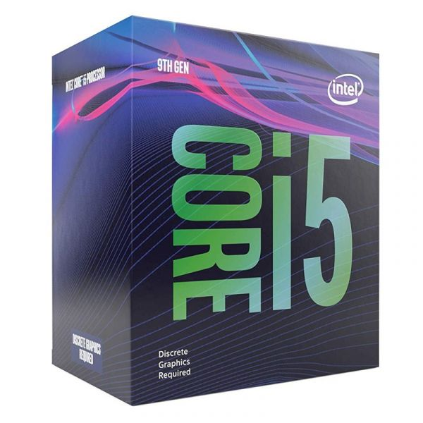 Intel i5 9400F 6-Core (Base-2.9GHz Boost-4.1GHz)
