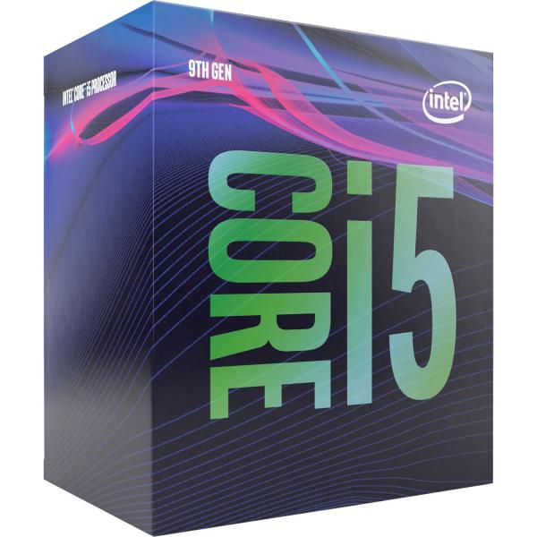 Intel i5 9400 6-Core 4.1GHz