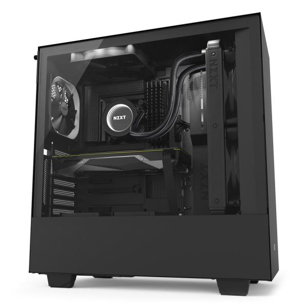 NZXT H510 Black Mid Tower [$40 OFF]