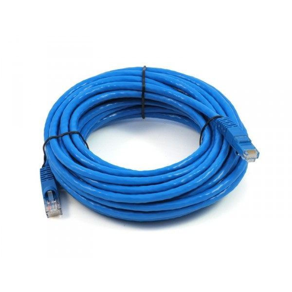10 Meter CAT5-E Cable Various Colors
