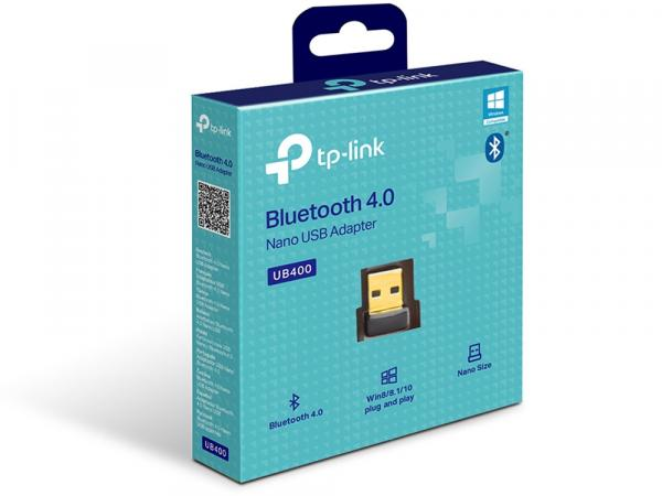TP-Link Bluetooth 4.0 USB UB400 Nano Adapter