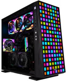 InWin 309 Black Tempered Glass RGB LED Front Panel