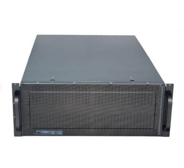 Rack Mountable Server Chassis Case 4U 650mm Depth