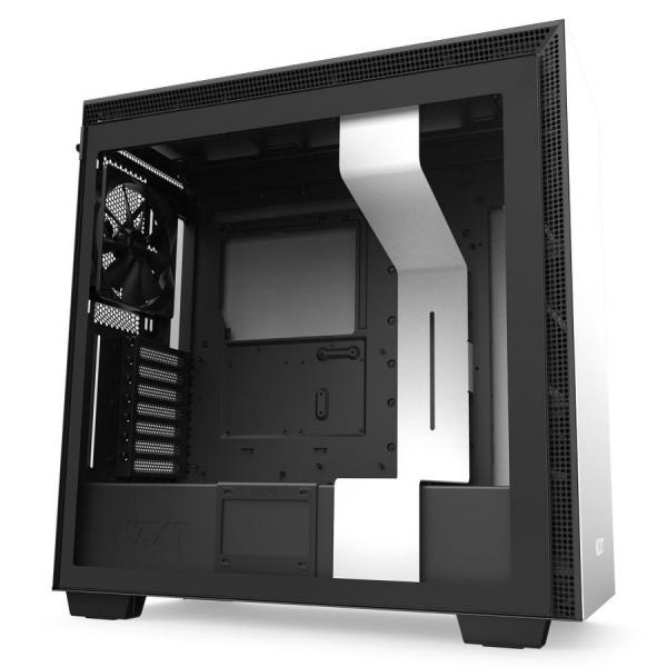 NZXT H710 Matte White Mid Tower