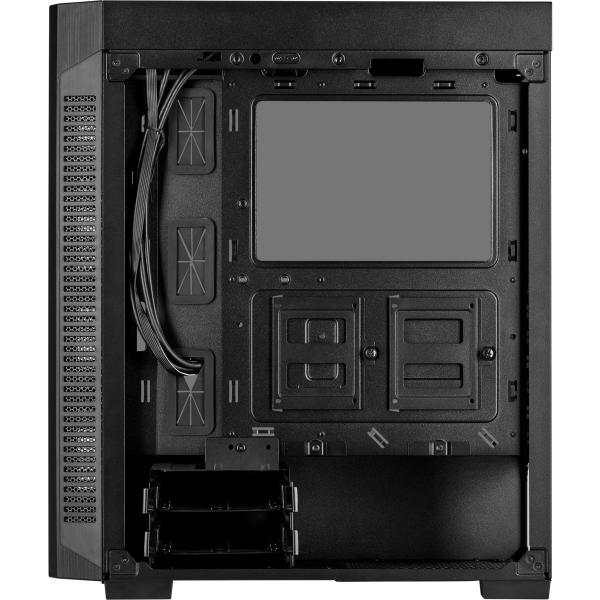Corsair 110R Tempered Glass Case
