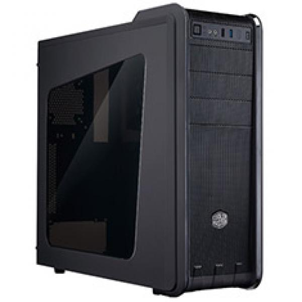 Cooler Master CM 590 III ATX Case Black
