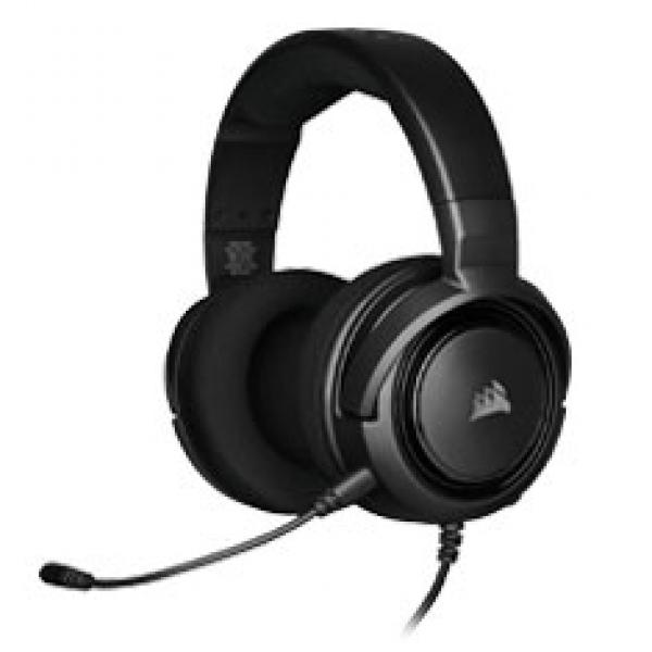 Corsair HS35 Stereo Gaming Headset Carbon