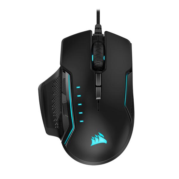 Corsair Glaive Pro RGB Gaming Mouse Black
