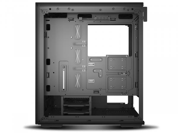 GamerStorm Macube 310P Tempered Glass Case Black