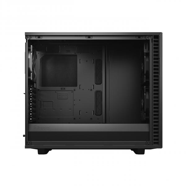 Fractal Design Define 7 Tempered Glass Grey