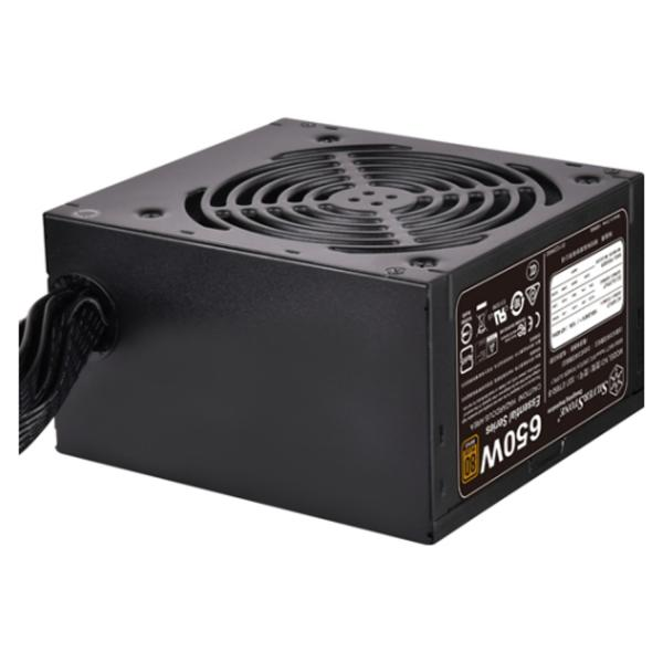 Silverstone SST-ET650-B 650W 80Plus Bronze Essential Power