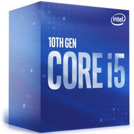 Intel Core i5 10400 6 Core 12 Thread (Base-2.9GHz Boost-4.3GHz) [$25 OFF]