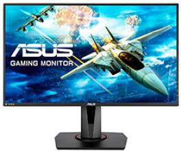 ASUS VG278Q 27 inch Full HD Adaptive-Sync 144Hz 1MS LED Gaming Monitor