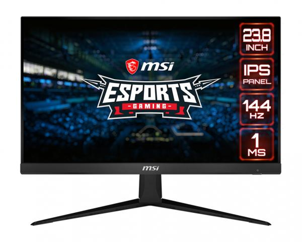 "MSI Optix G241 FHD 144Hz FreeSync IPS 23.8"" Monitor"