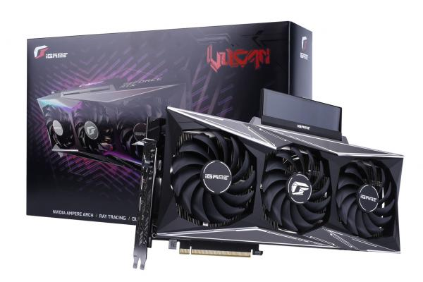 Colorful iGame RTX 3080 Vulcan OC 10G