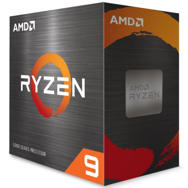 AMD Ryzen 9 5950X 16-Core 32 Thread (Base-3.4GHz Boost-4.9GHz) [Pre-order]