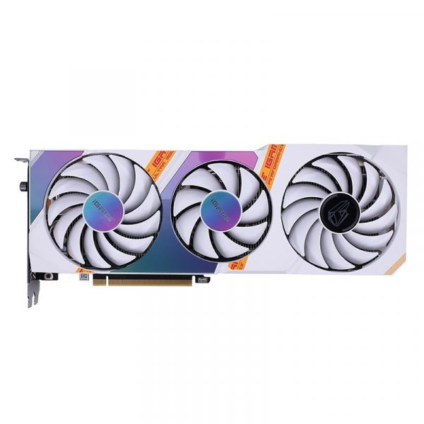 Colorful iGame RTX 3060 TI Ultra OC 8GB White Edition
