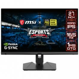 MSI MAG Optix MAG274QRF 27 inch 1440p IPS 165Hz G-Sync