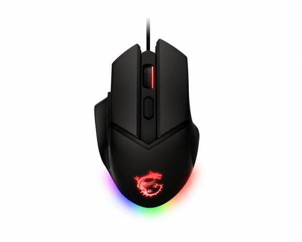 MSI Gaming Clutch GM20 Elite Optical Mouse