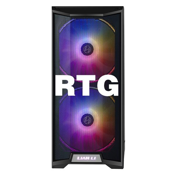 Evatech RTG SPEC-03L + AC WIFI Gaming PC