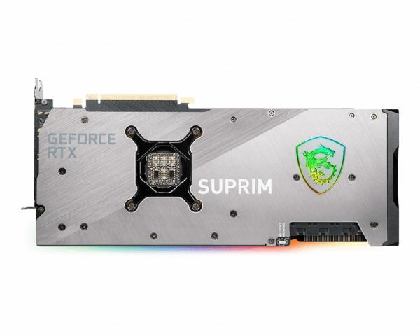 Nvidia RTX 3080 10GB Limited Edition [SUPRIM] Super OC