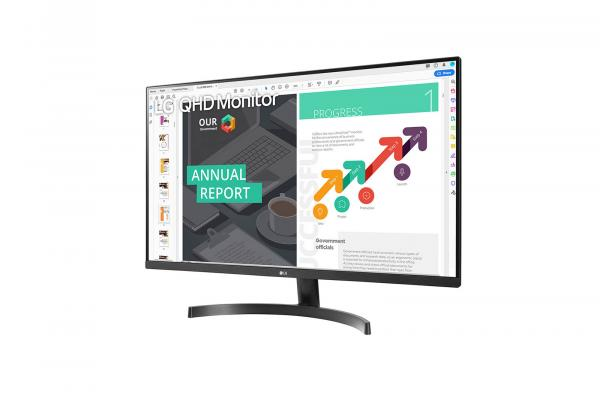 LG 32QN600 31.5inch IPS QHD FreeSync LED Gaming Monitor