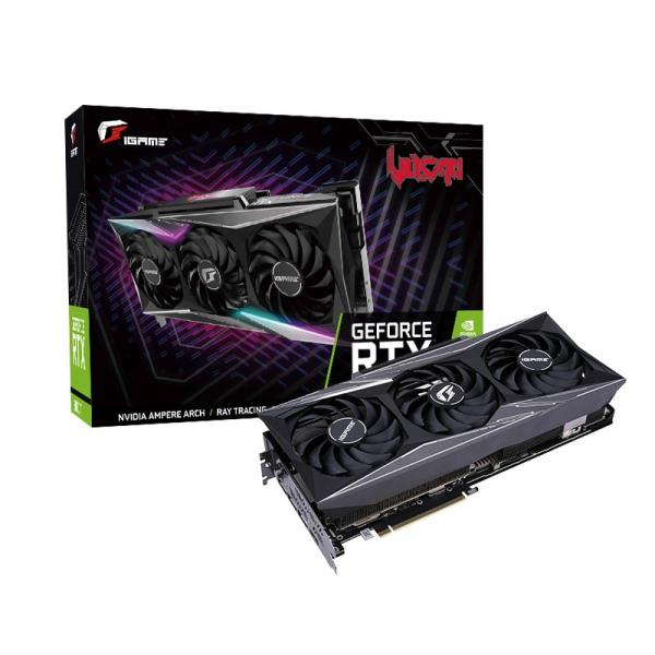 Colorful iGame RTX 3080 TI Vulcan OC 12G