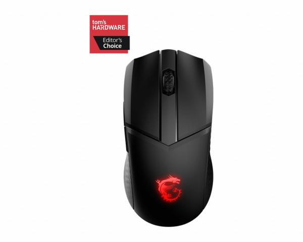 MSI Gaming Clutch GM41 Lightweight Wireless Mouse