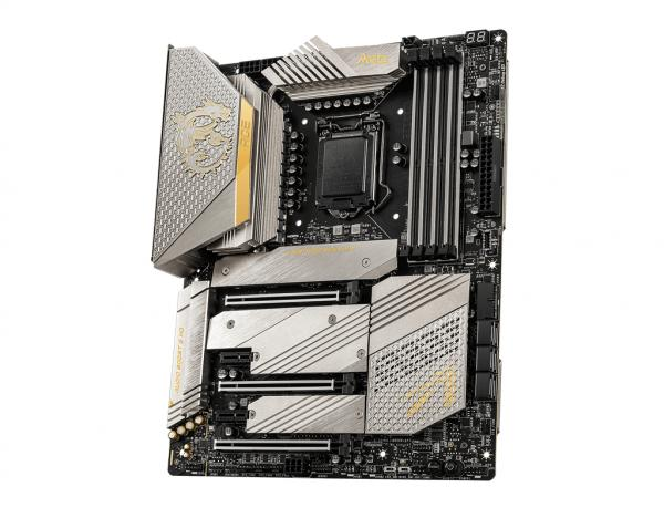 MSI MEG Z590 Ace Gold Edition Gaming WiFi Motherboard