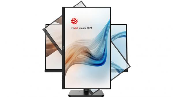 """MSI Modern MD241P 24"""" 1080p IPS Business Monitor [Pre-order]"""