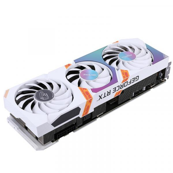 Colorful iGame RTX 3070TI Ultra OC White 8G